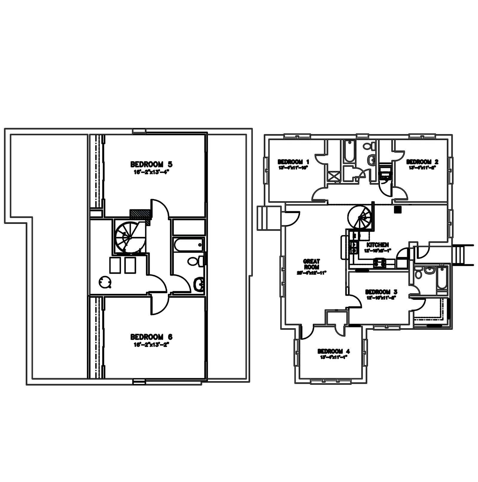 703 House Floor Plan